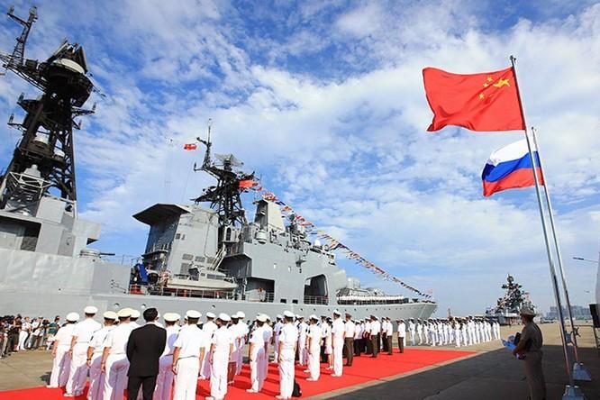Chiến hạm Trung Quốc có thể tới Syria, Nga bắt đầu tập trận trên Địa Trung Hải ảnh 3