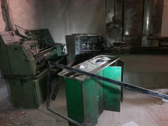 Quân đội Syria chiếm giữ xưởng vũ khí khủng của phe thánh chiến tại tử địa Đông Ghouta ảnh 2