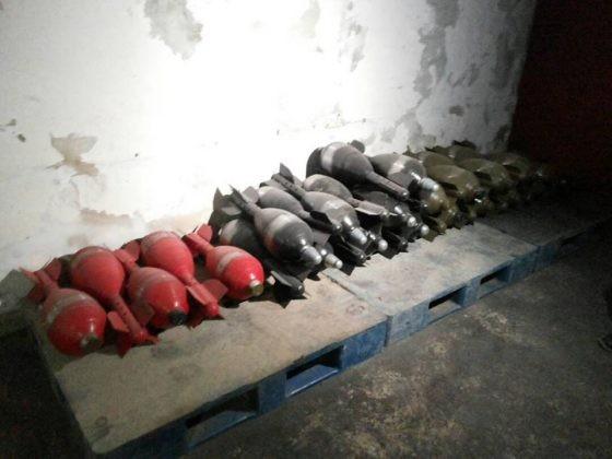 Quân đội Syria chiếm giữ xưởng vũ khí khủng của phe thánh chiến tại tử địa Đông Ghouta ảnh 3