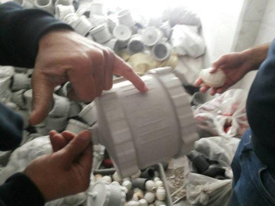 Quân đội Syria chiếm giữ xưởng vũ khí khủng của phe thánh chiến tại tử địa Đông Ghouta ảnh 8