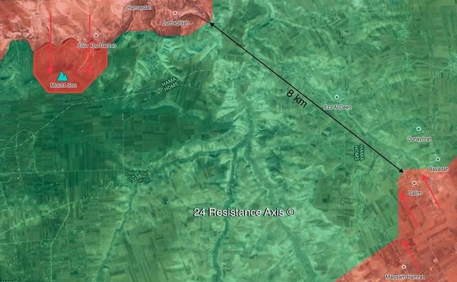 Quân đội Syria đè bẹp Al-Qaeda, chiếm liên tiếp 3 cứ địa ở Homs ảnh 2