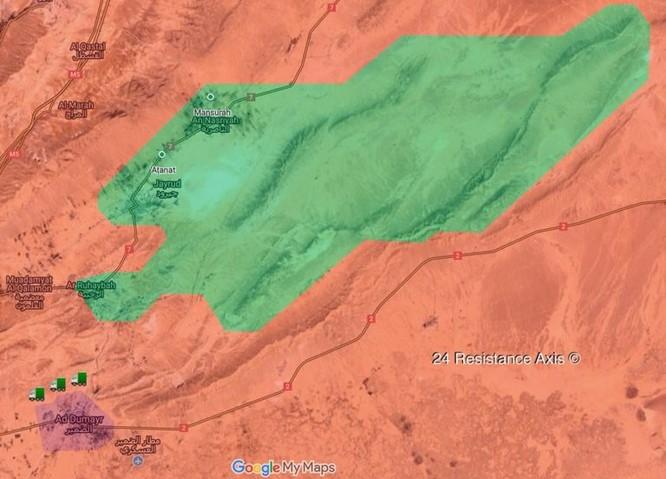 Ngàn chiến binh Hồi giáo đầu hàng chính quyền Syria, giao nộp cứ địa ở Homs ảnh 1