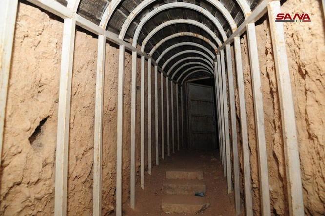 Kinh hoàng nhà tù khiến 5.000 người mất mạng của phe thánh chiến ở tử địa Douma, Syria ảnh 1