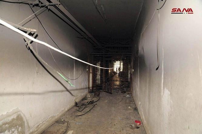 Kinh hoàng nhà tù khiến 5.000 người mất mạng của phe thánh chiến ở tử địa Douma, Syria ảnh 2