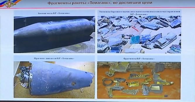 """Nga không đùa về 71 tên lửa liên quân Mỹ bị hạ ở Syria, Tomahawk bị """"bắt sống"""" về tới Moscow ảnh 1"""