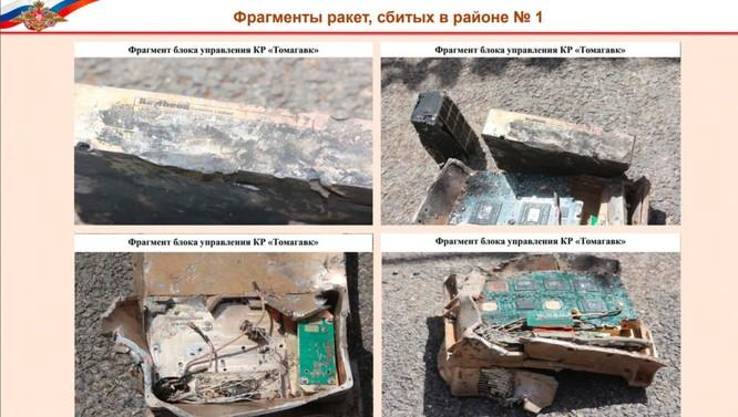 """Nga khai thác gì từ 2 quả tên lửa Mỹ bị """"bắt sống"""" tại Syria ảnh 8"""
