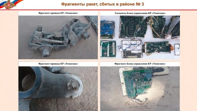 """Nga khai thác gì từ 2 quả tên lửa Mỹ bị """"bắt sống"""" tại Syria ảnh 11"""