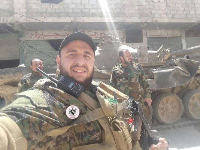 Nga yểm trợ, quân Assad đánh rát IS tại tử địa nam Damasscus ảnh 3