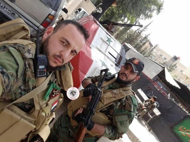 Nga yểm trợ, quân Assad đánh rát IS tại tử địa nam Damasscus ảnh 7