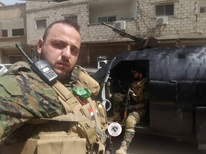 Nga yểm trợ, quân Assad đánh rát IS tại tử địa nam Damasscus ảnh 9