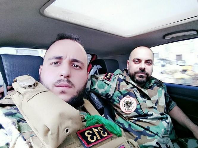 Nga yểm trợ, quân Assad đánh rát IS tại tử địa nam Damasscus ảnh 10