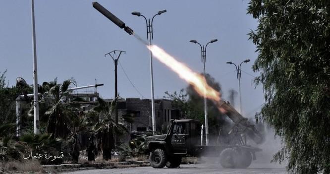 Cuộc chiến tàn khốc trong tử địa nam Damascus, Syria ảnh 6