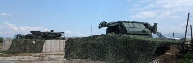 """Nga tung """"ngón tay thần chết"""" Tor-M2 tới Syria ảnh 1"""