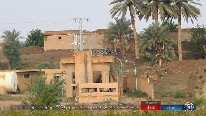 IS bất ngờ tấn công quân đội Syria trên sa mạc Deir Ezzor ảnh 3