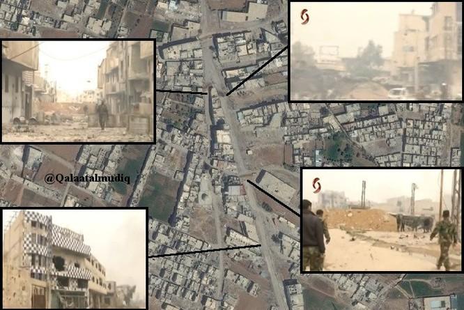 Kinh hoàng chảo lửa ven Damascus, Syria ảnh 2