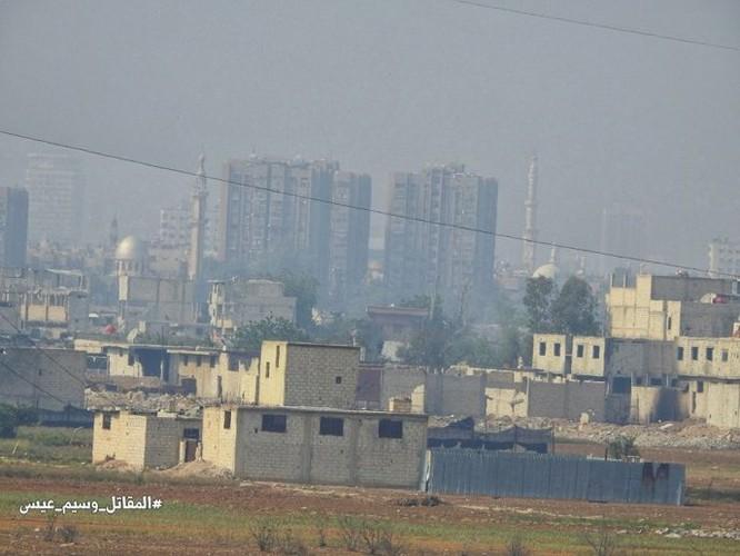 Quân đội đánh bật IS, chiếm 3 khu phố lớn ở nam Damascus ảnh 1