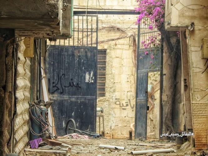 Quân đội đánh bật IS, chiếm 3 khu phố lớn ở nam Damascus ảnh 2