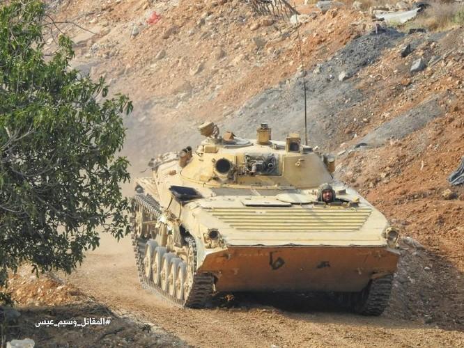 Quân đội đánh bật IS, chiếm 3 khu phố lớn ở nam Damascus ảnh 6