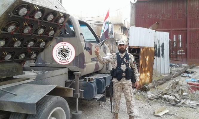 Phe thánh chiến xin hàng, quân đội Syria đánh rát IS tại tử địa Yarmouk ảnh 1
