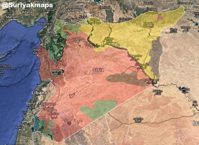 """""""Hổ Syria"""" đe khai hỏa, quân thánh chiến ở Homs lập tức xin hàng ảnh 2"""