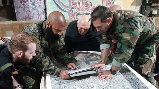 Quân đội Syria giáng đòn chí mạng IS, di tản phe thánh chiến đầu hàng khỏi tỉnh Damascus ảnh 3