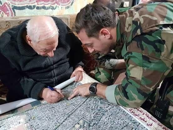Quân đội Syria giáng đòn chí mạng IS, di tản phe thánh chiến đầu hàng khỏi tỉnh Damascus ảnh 4