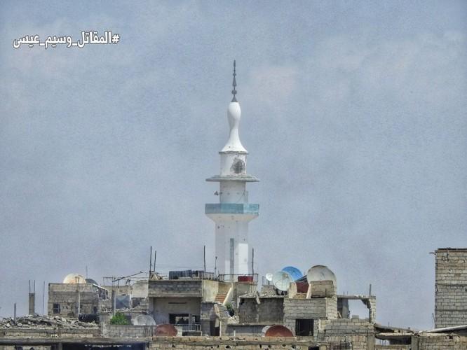 Quân đội Syria giáng đòn chí mạng IS, di tản phe thánh chiến đầu hàng khỏi tỉnh Damascus ảnh 7