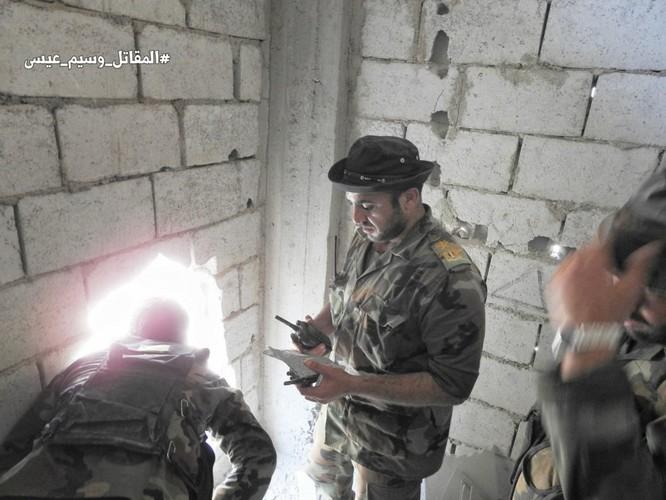 Quân đội Syria giáng đòn chí mạng IS, di tản phe thánh chiến đầu hàng khỏi tỉnh Damascus ảnh 8