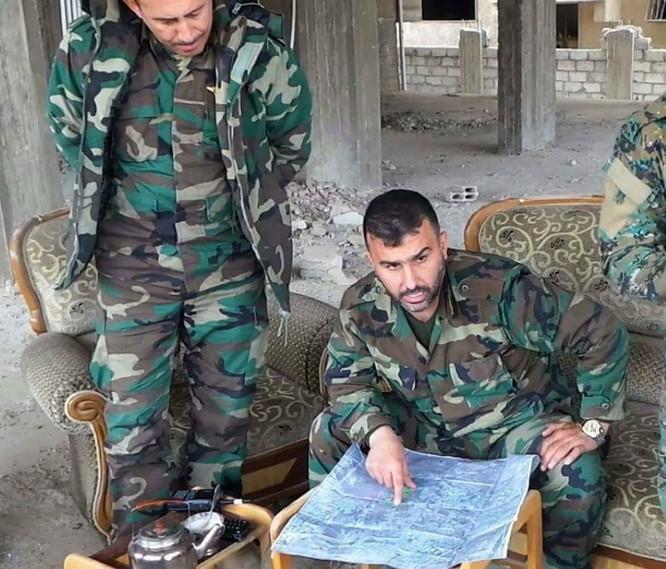 Quân đội Syria giáng đòn chí mạng IS, di tản phe thánh chiến đầu hàng khỏi tỉnh Damascus ảnh 15