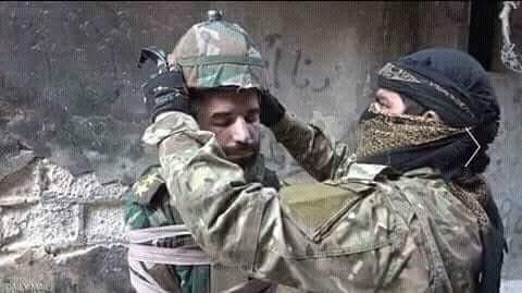 Quân đội Syria giáng đòn chí mạng IS, di tản phe thánh chiến đầu hàng khỏi tỉnh Damascus ảnh 1
