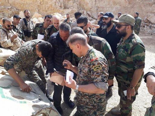 Quân đội Syria chiếm giữ kho vũ khí khủng và tên lửa đạn đạo của phe thánh chiến ở Qalamoun ảnh 3