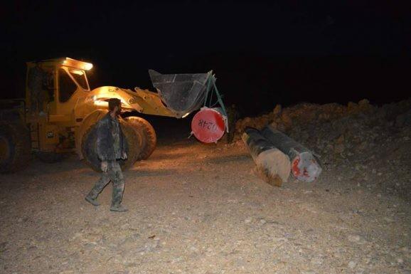Quân đội Syria chiếm giữ kho vũ khí khủng và tên lửa đạn đạo của phe thánh chiến ở Qalamoun ảnh 7