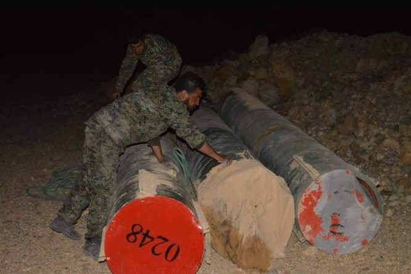 Quân đội Syria chiếm giữ kho vũ khí khủng và tên lửa đạn đạo của phe thánh chiến ở Qalamoun ảnh 8