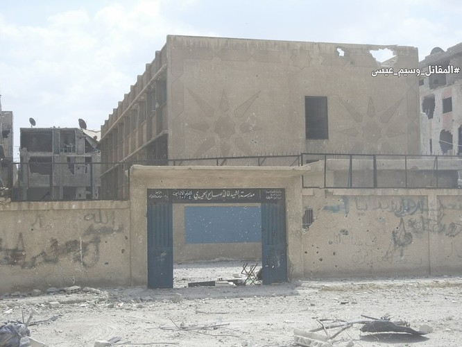Quân đội Syria tấn công dữ dội trả thù IS sau vụ hành quyết dã man ảnh 3