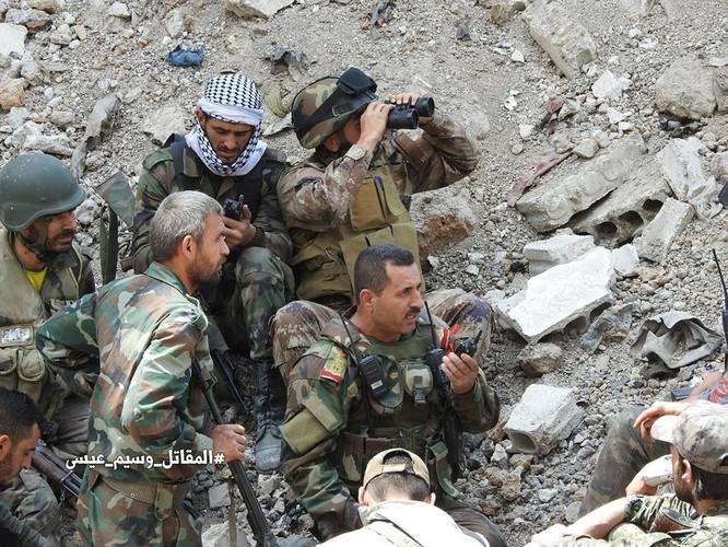 Quân đội Syria tấn công dữ dội trả thù IS sau vụ hành quyết dã man ảnh 5