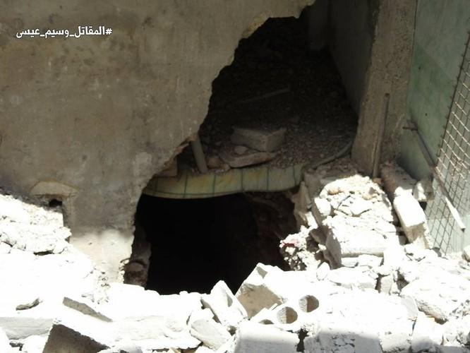 Quân đội Syria tấn công dữ dội trả thù IS sau vụ hành quyết dã man ảnh 7