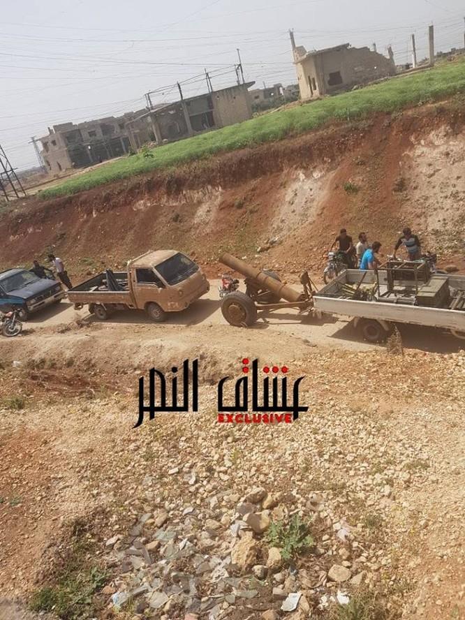 Quân nổi dậy đầu hàng nộp vũ khí, Al-Qaeda quyết chống quân đội Syria ở Rastan ảnh 3