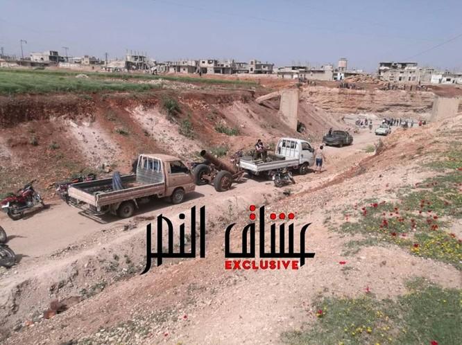 Quân nổi dậy đầu hàng nộp vũ khí, Al-Qaeda quyết chống quân đội Syria ở Rastan ảnh 4