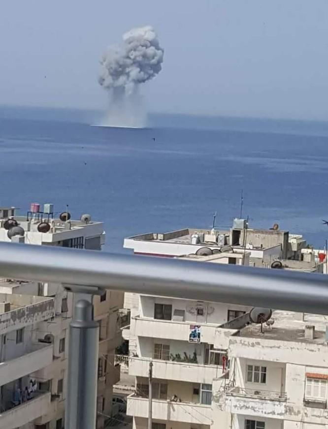 Chiến đấu cơ Nga rơi tại Syria, hai phi công thiệt mạng ảnh 1