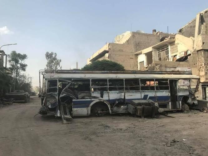 Quân đội Syria đè bẹp IS, sắp kết liễu trong chảo lửa Yarmouk ảnh 1