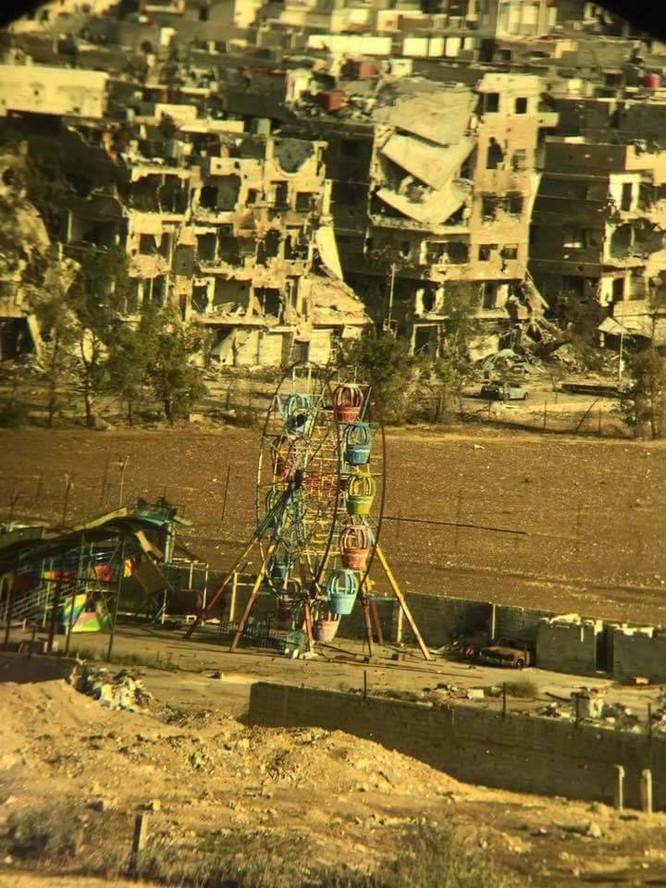 Quân đội Syria đè bẹp IS, sắp kết liễu trong chảo lửa Yarmouk ảnh 3
