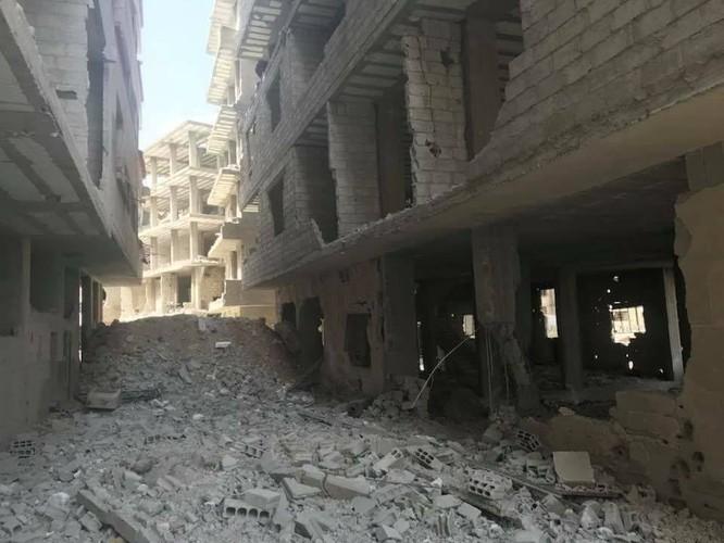 Quân đội Syria đè bẹp IS, sắp kết liễu trong chảo lửa Yarmouk ảnh 6