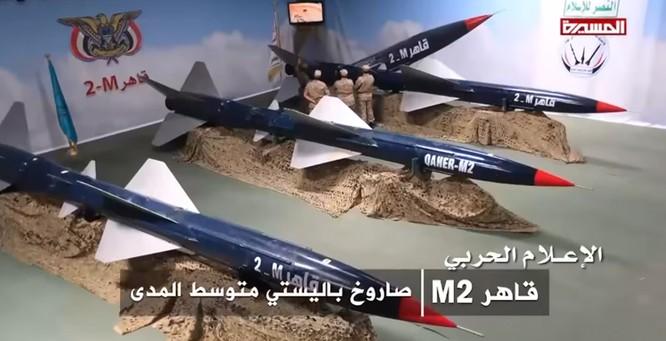 Yemen nã tên lửa tấn công quân đội Ả rập Xê út ảnh 1