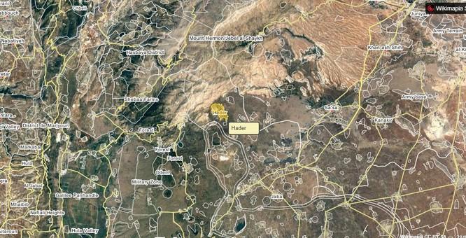 Quân đội Syria phóng tên lửa giáng trả Israel tấn công, bùng phát xung đột Israel – Syria ảnh 1