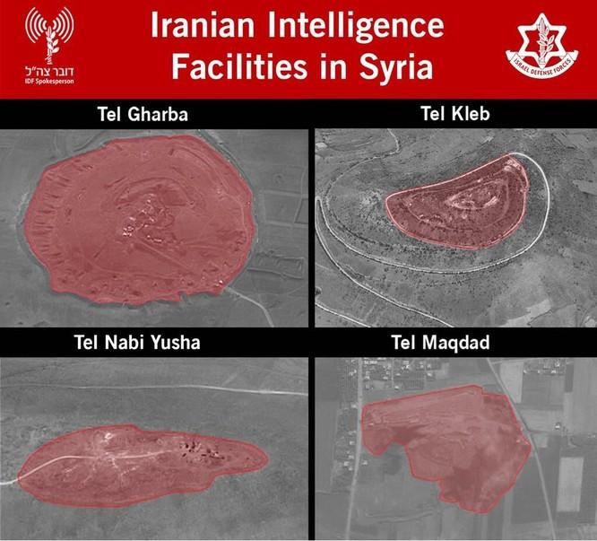 Israel ồ ạt tập kích tên lửa Syria: Ai là kẻ giấu mặt? ảnh 1