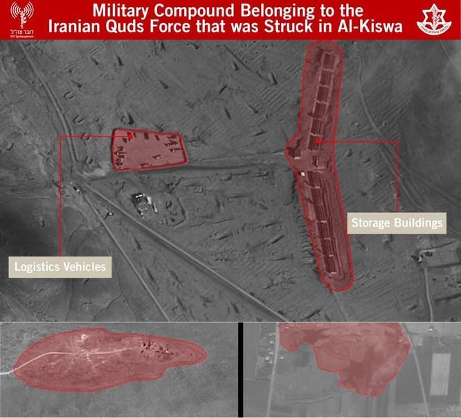 Israel ồ ạt tập kích tên lửa Syria: Ai là kẻ giấu mặt? ảnh 2