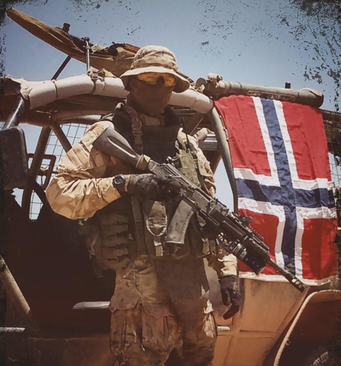 Nga tung các chiến binh Bắc Âu truy diệt IS trên chiến trường Syria ảnh 6