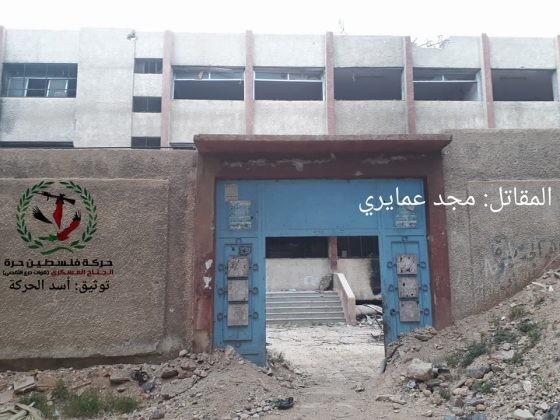 Quân tinh nhuệ Syria nghiền nát IS, đoạt thêm cứ địa khủng bố tại Yarmouk ảnh 6