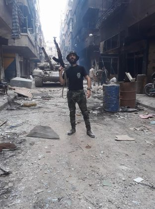 Quân tinh nhuệ Syria nghiền nát IS, đoạt thêm cứ địa khủng bố tại Yarmouk ảnh 7