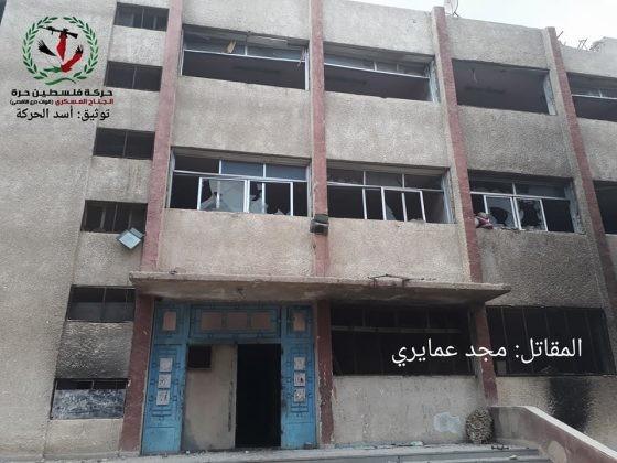 Quân tinh nhuệ Syria nghiền nát IS, đoạt thêm cứ địa khủng bố tại Yarmouk ảnh 11